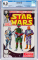 Star Wars #42 (Marvel, 1980) CGC NM- 9.2 White pages