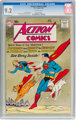 Action Comics #266 (DC, 1960) CGC NM- 9.2 Off-white pages