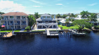 Waterfront home, Venice, FL