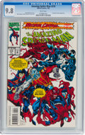 Modern Age (1980-Present):Superhero, The Amazing Spider-Man #379 (Marvel, 1993) CGC NM/MT 9.8 White pages....