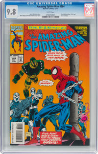 The Amazing Spider-Man #384 (Marvel, 1993) CGC NM/MT 9.8 White pages