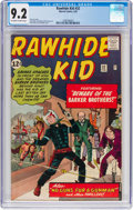 Silver Age (1956-1969):Western, Rawhide Kid #32 (Marvel, 1963) CGC NM- 9.2 Off-white to whitepages....