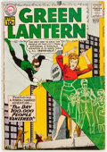 Silver Age (1956-1969):Superhero, Green Lantern #7 (DC, 1961) Condition: GD....