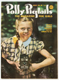 Golden Age (1938-1955):Non-Fiction, Polly Pigtails #7 Mile High Pedigree (Parents' Magazine Institute,1946) Condition: FN/VF....