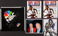 Autographs:Others, Sports Greats Signed Lot of 5.... (Total: 5 items)