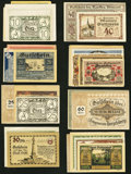World Currency, Austrian and German Notgeld and More 150 Examples.. ... (Total: 150notes)
