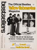 Music Memorabilia:Memorabilia, Beatles Pyramid Publications Wholesalers and Retailers Distribution Guide With Yellow Submarine Cover (US, 1968)....