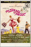 "Movie Posters:Academy Award Winners, The Sound of Music (20th Century Fox, 1965). One Sheet (27"" X 41"")Academy Awards Style, Howard Terpning Artwork. Musical.. ..."