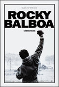 """Movie Posters:Sports, Rocky Balboa (MGM, 2006). One Sheet (26.75"""" X 39.75"""") DS Advance. Sports.. ..."""