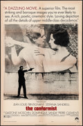 "Movie Posters:Foreign, The Conformist (Paramount, 1971). One Sheet (27"" X 41"") Style A. Foreign.. ..."