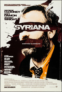 "Syriana & Other Lot (Warner Brothers, 2005). One Sheets (3) (27"" X 40"") DS Advance. Drama. ... (Total: 3 I..."