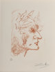 Salvador Dalí (1904-1989) Much Ado about Shakespeare, set of 15, 1968 Engravings on Rives paper 7 x 4-7/8 inches...