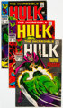 The Incredible Hulk Group of 23 (Marvel, 1968-76) Condition: Average FN/VF.... (Total: 23 )