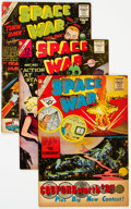 Silver Age (1956-1969):Science Fiction, Space War Group of 18 (Charlton, 1960-64) Condition: Average FN....(Total: 18 Comic Books)