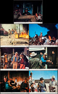 "Movie Posters:Western, Chisum (Warner Brothers, 1970). Mini Lobby Cards (7) & Photos (24) (8"" X 10""). Western.. ... (Total: 31 Items)"
