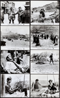"""Once Upon a Time in the West (Paramount, 1969). Photos (22) (8"""" X 10""""). Western. ... (Total: 22 Items)"""