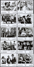 """Movie Posters:Action, Indiana Jones and the Last Crusade (Paramount, 1989). Photos (19) (8"""" X 10""""). Action.. ... (Total: 19 Items)"""