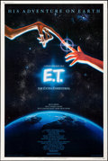 """Movie Posters:Science Fiction, E.T. The Extra-Terrestrial (Universal, 1982). Poster (40"""" X 60"""") John Alvin Artwork. Science Fiction.. ..."""