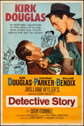 "Movie Posters:Crime, Detective Story (Paramount, R-1960). Poster (40"" X 60""). Crime.. ..."