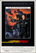 "Movie Posters:Action, Firefox (Warner Brothers, 1982). Poster (40"" X 60"") Charles deMarArtwork. Action.. ..."