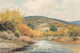 Robert William Wood (American, 1889-1979) Helotes Hills Oil on canvas 24 x 36 inches (61.0 x 91.4 cm) Signed lower l...