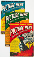 Golden Age (1938-1955):Non-Fiction, Picture News Group of 5 (Lafayette Street Corp., 1946) Condition:Average VG.... (Total: 5 Comic Books)