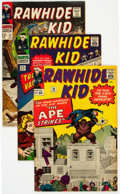 Silver Age (1956-1969):Western, Rawhide Kid Group of 16 (Marvel, 1964-75) Condition: AverageVF+.... (Total: 16 Comic Books)
