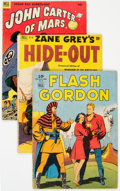 Golden Age (1938-1955):Miscellaneous, Four Color Group of 98 (Dell, 1945-61) Condition: Average GD.... (Total: 98 )