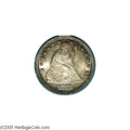 Seated Quarters: , 1888-S 25C MS66 PCGS. The 1888-S is a long-unheralded scarcity infiner Mint State grades if for no other reason than its c...