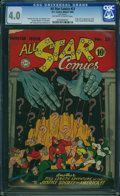 Golden Age (1938-1955):Superhero, All Star Comics #23 (DC, 1944) CGC VG 4.0 Off-white to white pages.