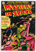 Golden Age (1938-1955):Science Fiction, Mystery in Space #3 (DC, 1951) Condition: FN-....