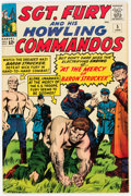 Silver Age (1956-1969):War, Sgt. Fury and His Howling Commandos #5 (Marvel, 1964) Condition: FN/VF....