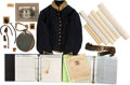 Autographs:Military Figures, William B. Arnold of the 4th Massachusetts Cavalry Archive....