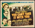 "Movie Posters:Academy Award Winners, You Can't Take It with You (Columbia, 1938). Title Lobby Card (11""X 14""). Academy Award Winners.. ..."
