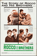 """Movie Posters:Foreign, Rocco and His Brothers & Others Lot (Astor, 1961). One Sheets (2) (27"""" X 41""""). Foreign.. ... (Total: 2 Items)"""
