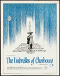 """Movie Posters:Foreign, The Umbrellas of Cherbourg (Madeleine Films, 1963). Poster (22"""" X 28""""). Foreign.. ..."""