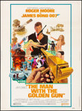 "Movie Posters:James Bond, The Man with the Golden Gun (United Artists, 1974). Poster (30"" X 40"") Robert McGinnis Artwork. James Bond.. ..."