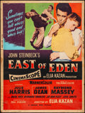 """Movie Posters:Drama, East of Eden (Warner Brothers, 1955). Rolled, Fine. Silk ScreenPoster (30"""" X 40"""") Style Y. Drama.. ..."""