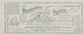 Political:Small Paper (pre-1896), [Andrew Carnegie and H. C. Frick]: 1892 Homestead Steel StrikeWildcat $5 Currency. ...