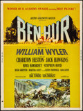 "Movie Posters:Academy Award Winners, Ben-Hur (MGM, 1959). Poster (30"" X 40"") Style Z, Ben Stahl Artwork. Academy Award Winners.. ..."