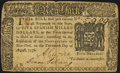 Colonial Notes:New York, New York August 13, 1776 $5 Very Fine.. ...
