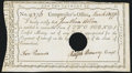 Colonial Notes:Connecticut, State of Connecticut Comptroller's Office 2 Pounds Mar.13, 1790....