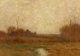 Bruce Crane (American, 1857-1937) At Twilight Oil on canvas 24 x 34 inches (61.0 x 86.4 cm) Signed lower right: Br... (1...