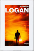"Movie Posters:Action, Logan (20th Century Fox, 2017). International One Sheet Advance Campaign C & One Sheet Teaser (27"" X 41""). Action.. ... (Total: 2 Items)"