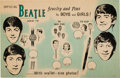 "Music Memorabilia:Posters, Beatles ""Jewelry and Pens"" Promotional Poster (NEMS, 1964)...."