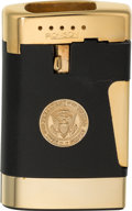 Explorers:Space Exploration, Neil Armstrong: Cased Ronson Butane Lighter With the Seal of the President of the United States Directly From The Armstrong Fa...