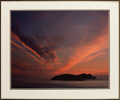 Explorers:Space Exploration, Michael Diggin Sunset Signed Photograph Directly From The Armstrong Family Collection™, Certified by Collectibles Authenticati...