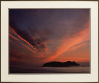 Michael Diggin Sunset Signed Photograph Directly From The Armstrong Family Collection™, Certified by Collectibles Authen...