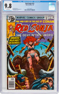 Bronze Age (1970-1979):Adventure, Red Sonja #13 (Marvel, 1979) CGC NM/MT 9.8 White pages....