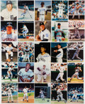 Autographs:Photos, Detroit Tigers Signed Photograph Lot of 25.. ...